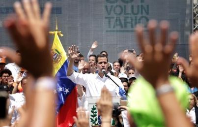 Guaidó se reunirá con presidente de Brasil y embajadores de la UE