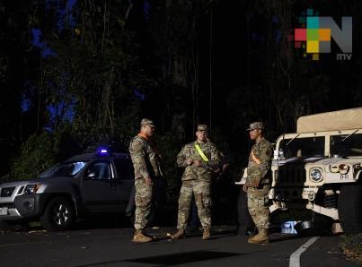 California retira Guardia Nacional de la frontera con México