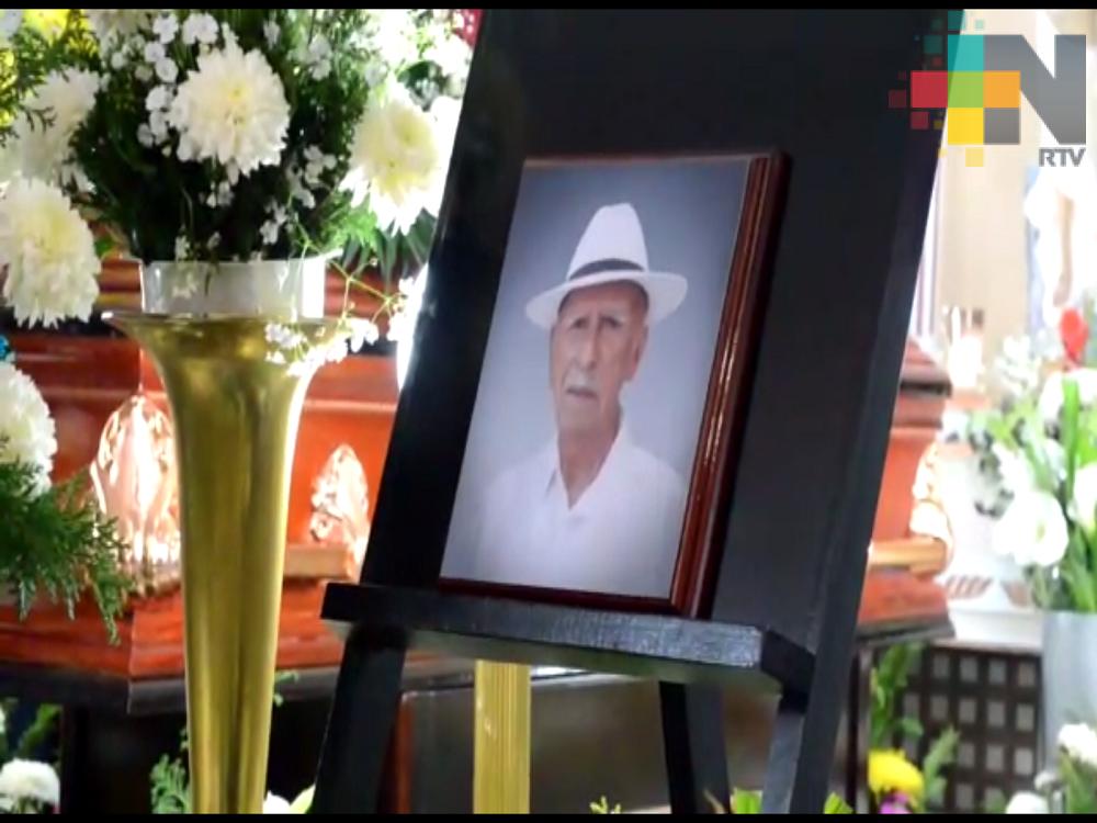 Muere el cronista de Tantoyuca, Héctor González Ostos