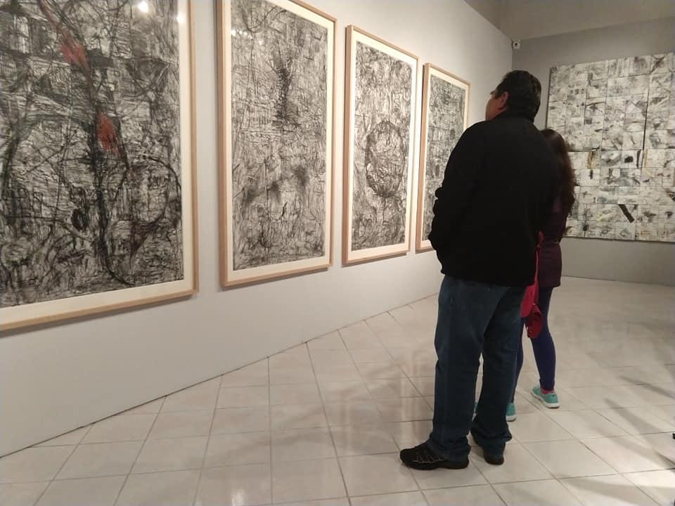 "GACX  expone ""Memoria"" del artista Héctor de Anda"