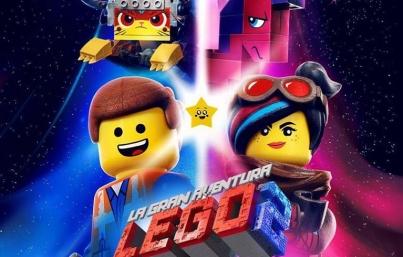 """Debuta """"La gran aventura LEGO 2"""" en primer lugar de taquilla en EU"""