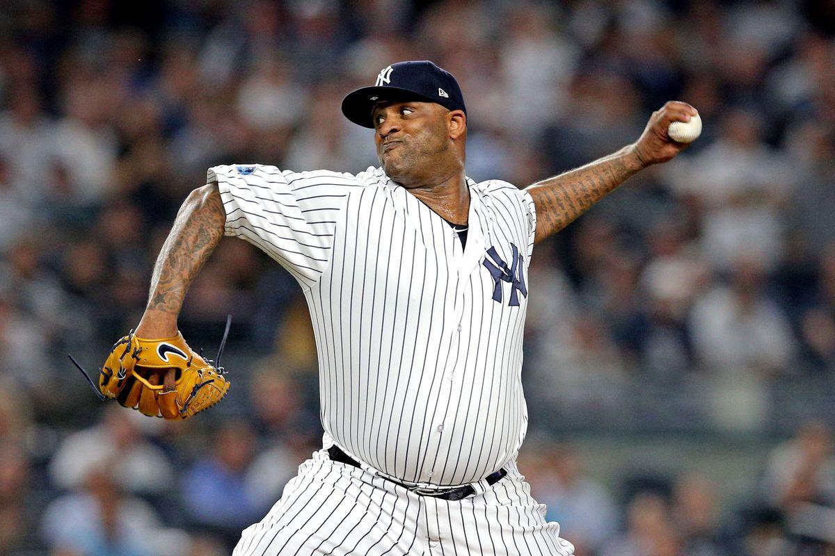 Lanzador CC Sabathia anuncia que se retirará de MLB tras 2019