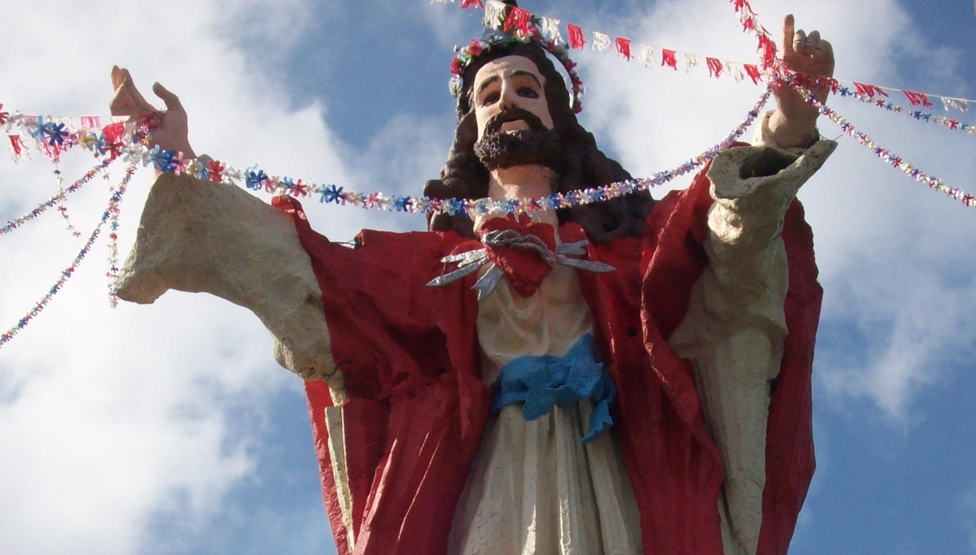 Cristo Rey El Presidio, Tezonapa