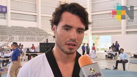 Selección veracruzana de taekwondo a filtro nacional