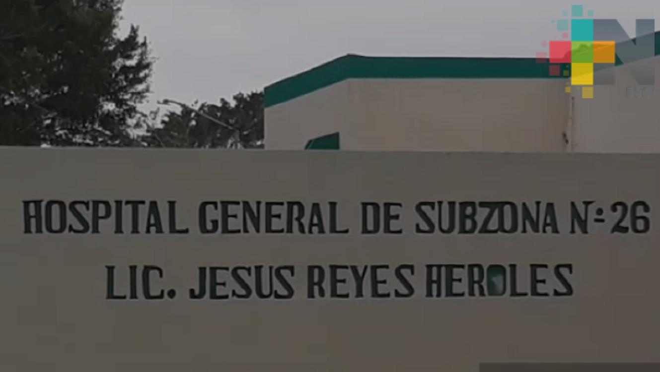 Anuncian mejoras en clínicas del IMSS en el estado de Veracruz