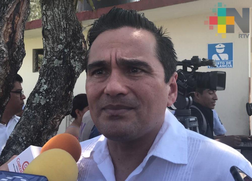 Winckler, fiscal de Veracruz, vacaciona desde el martes en Vancouver