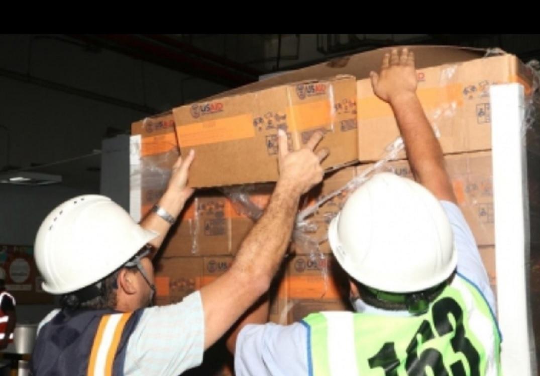 Venezuela recibe 933 toneladas de medicinas y materiales médicos