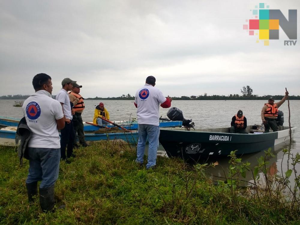 Localizan a persona sin vida en río Bobos