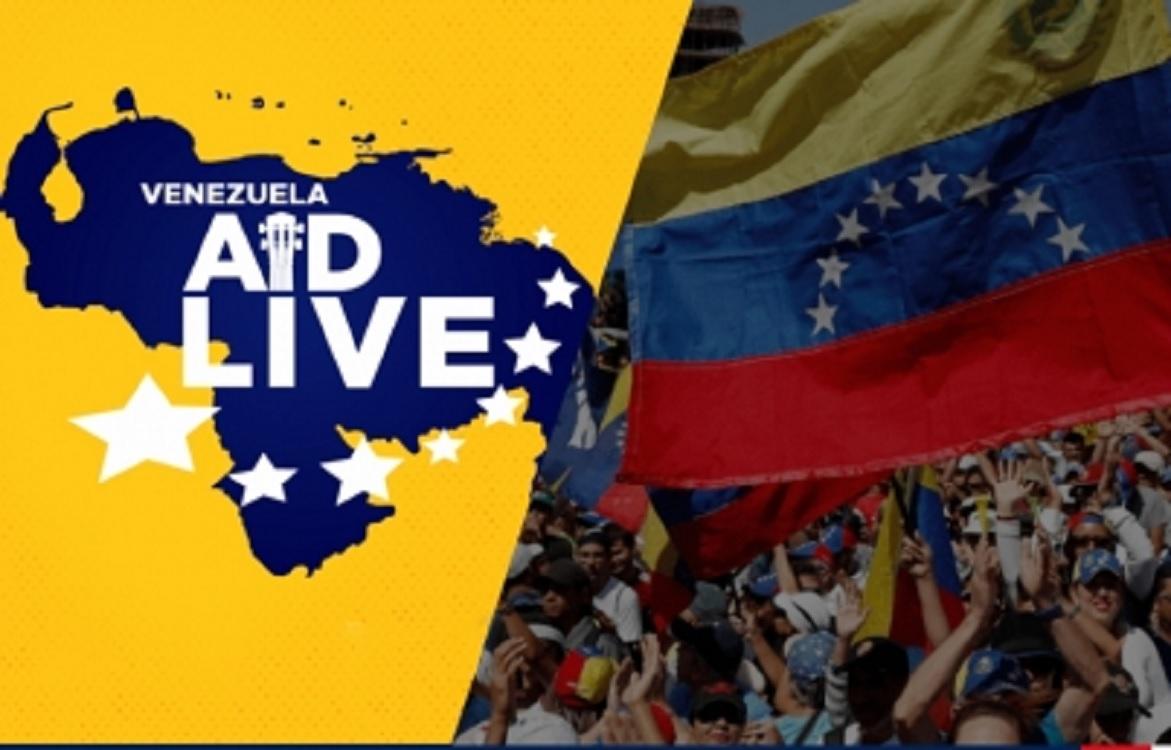"""MTV y VH1 transmitirán en vivo concierto """"Venzuela Aid Live"""""""
