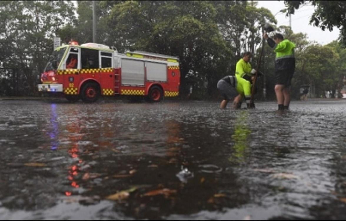 Pérdidas millonarias por inundaciones en Australia