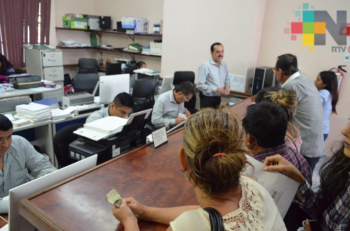 En febrero continúan vigentes descuentos para pago de predial en Tantoyuca