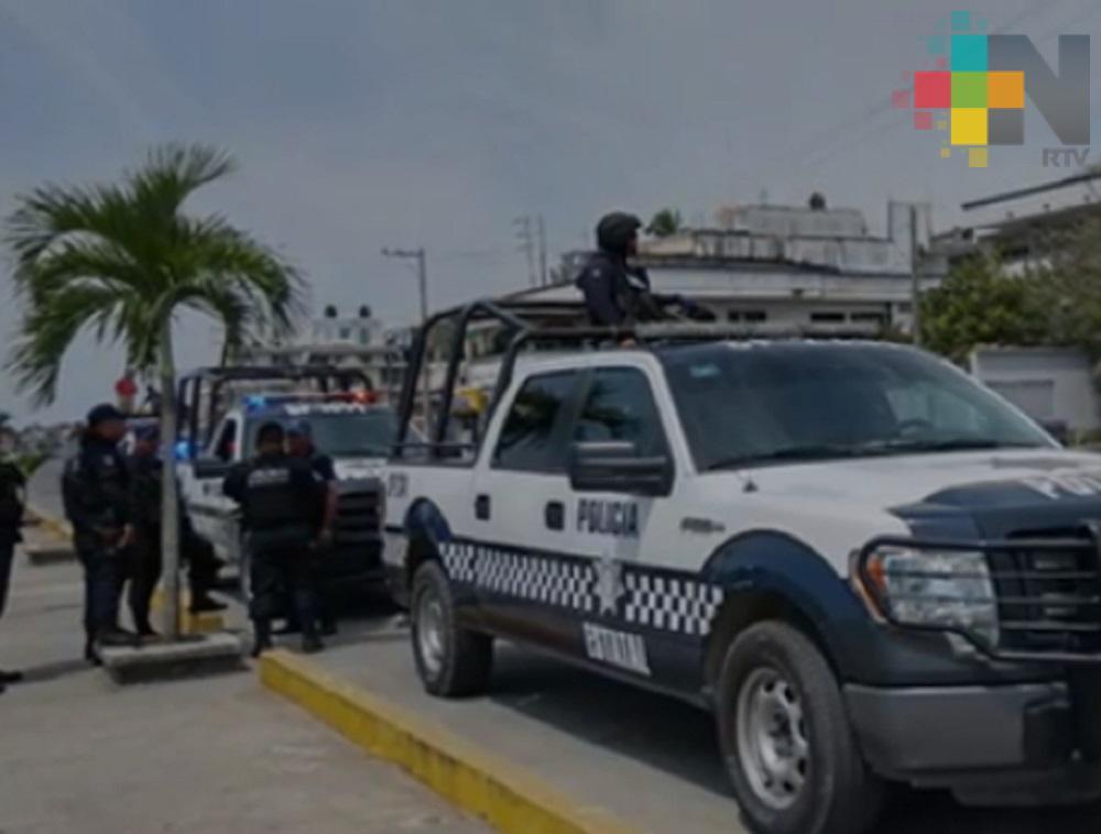 Tuxpan recibirá más de 11 mdp para reforzar su sistema de seguridad pública