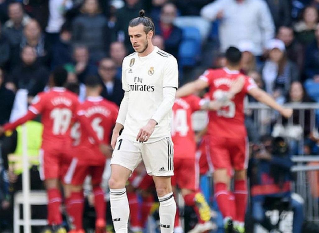 El Girona humilla al Real Madrid al vencerlo 2-1 en el Santiago Bernabéu
