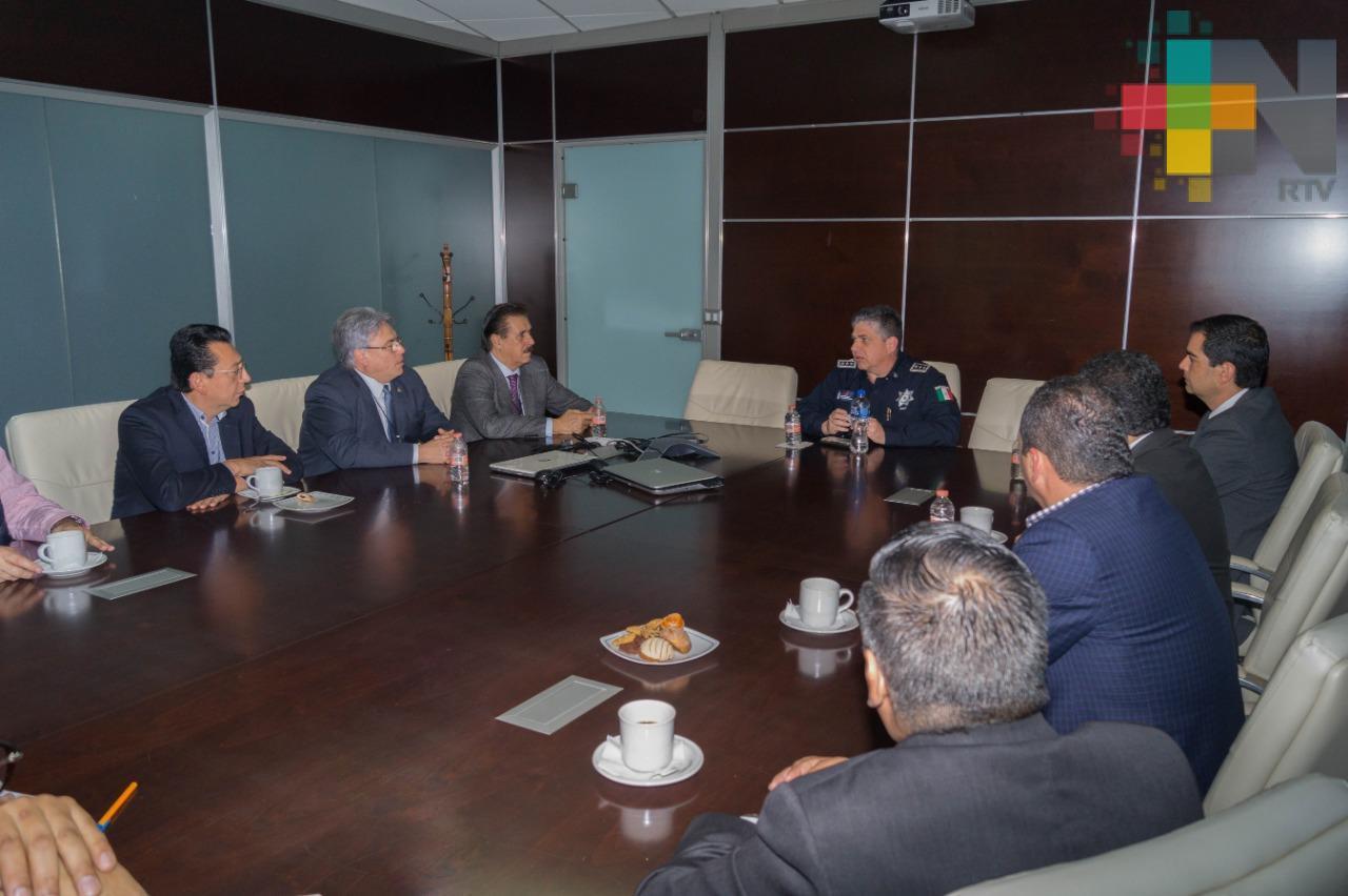 Empresarios coordinan esfuerzos con Seguridad Pública para una cultura de paz exitosa