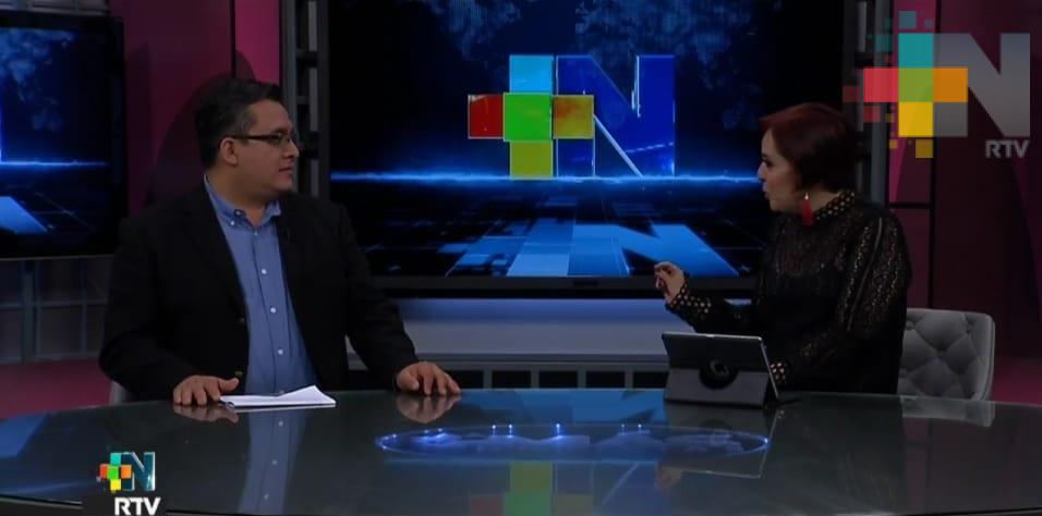 Veracruz tendrá cobertura total del programa Sembrando Vida: Eduardo Cadena Cerón