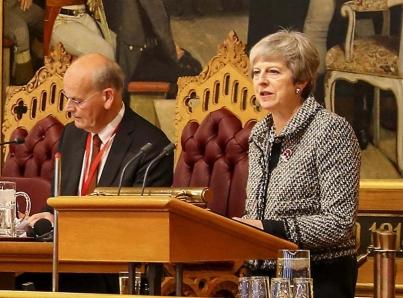 Otro golpe a May sobre el Brexit, sufre nueva derrota legislativa