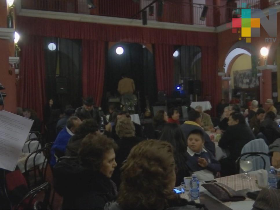 Messe y Leo Corona se presentarán en Café Teatro Tierra Luna de Xalapa