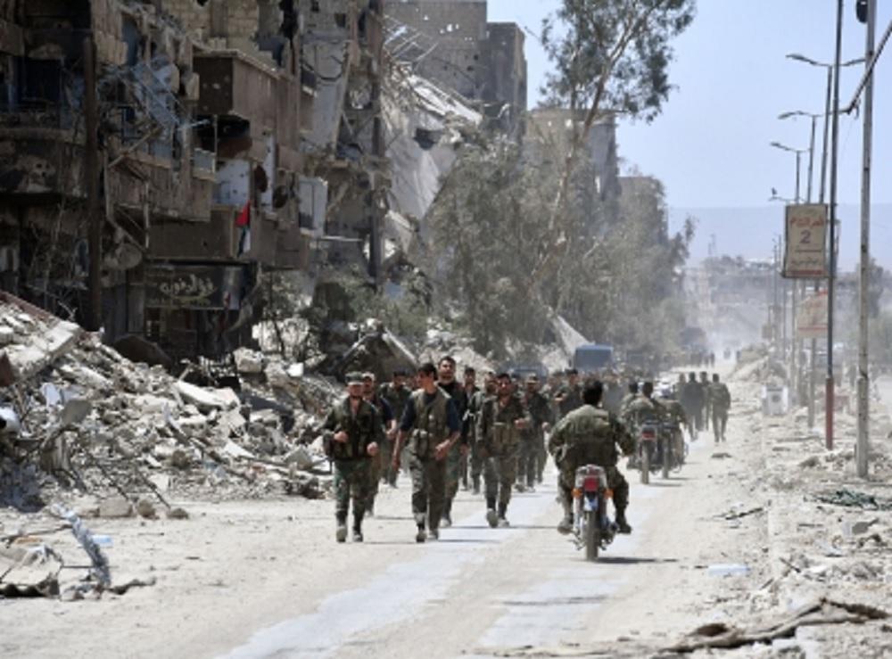 Victoria de la coalición contra el Estado Islámico cada vez más cerca
