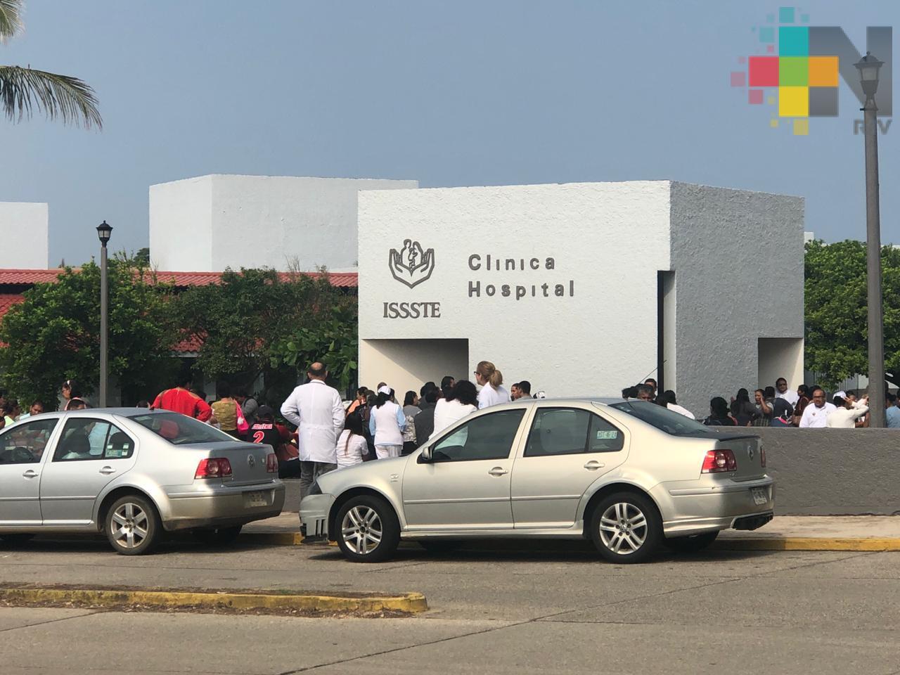 Sin afectaciones en Coatzacoalcos tras el sismo: Protección Civil