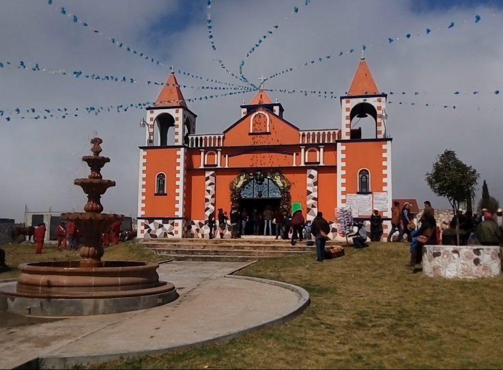 Palo Bendito, Huayacocotla