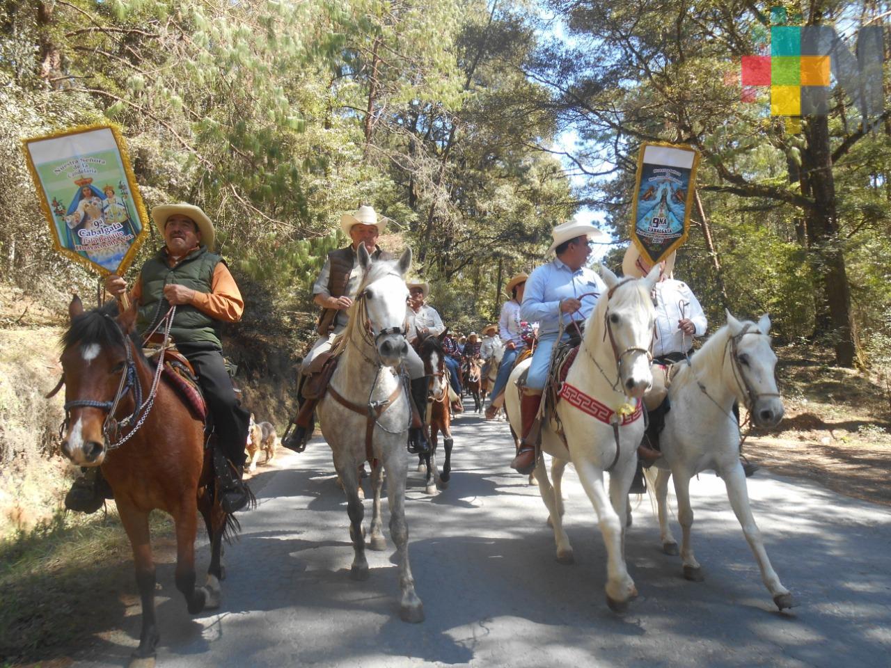 Saldo blanco en fiestas de La Candelaria, Huayacocotla