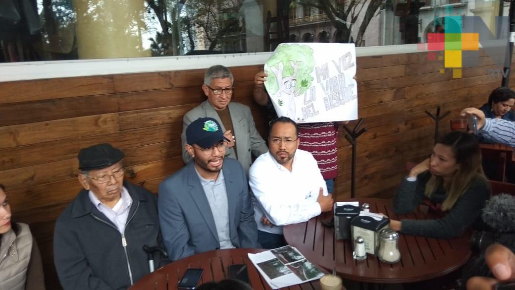 Vecinos de la colonia Ferrocarrilera defenderán el bosque