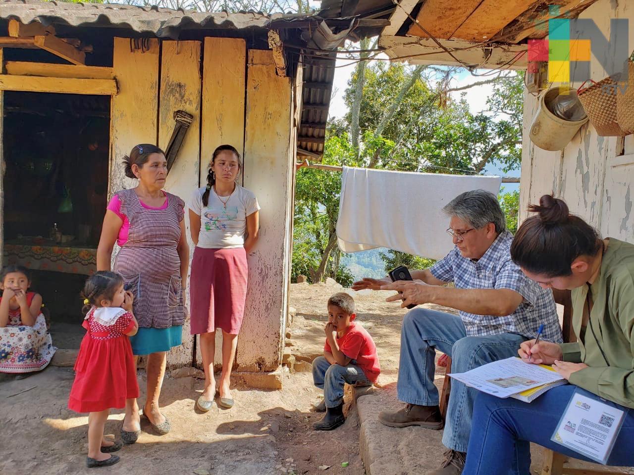 Planean 17 mil obras para beneficiar viviendas de personas en situación de pobreza