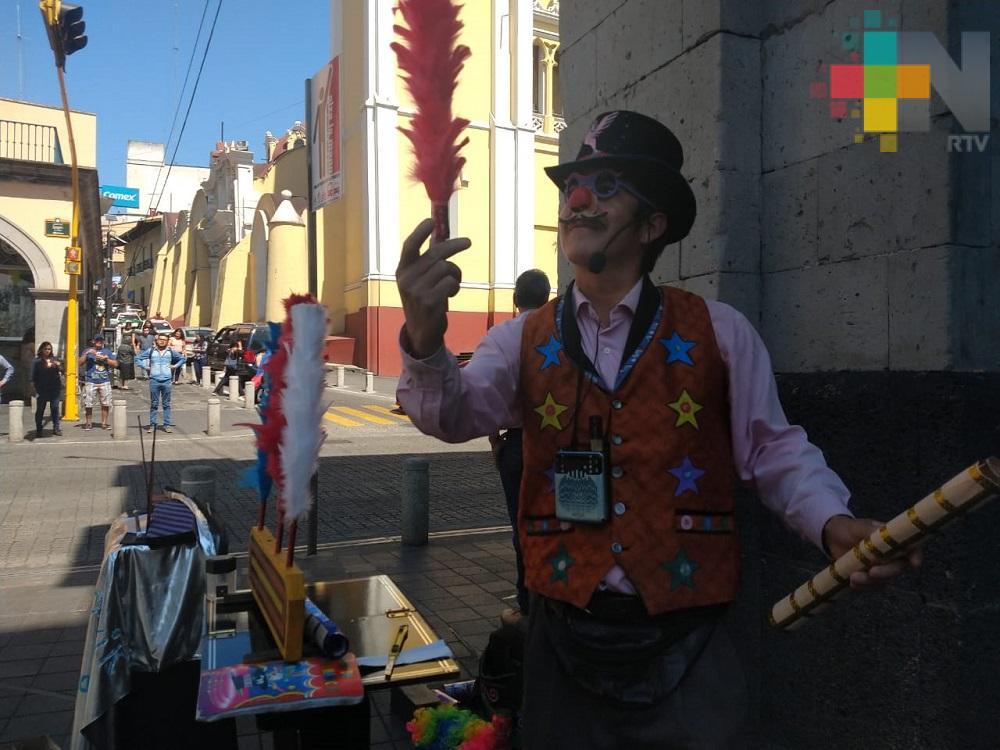 Xalapa, capital donde abundan manifestaciones artísticas