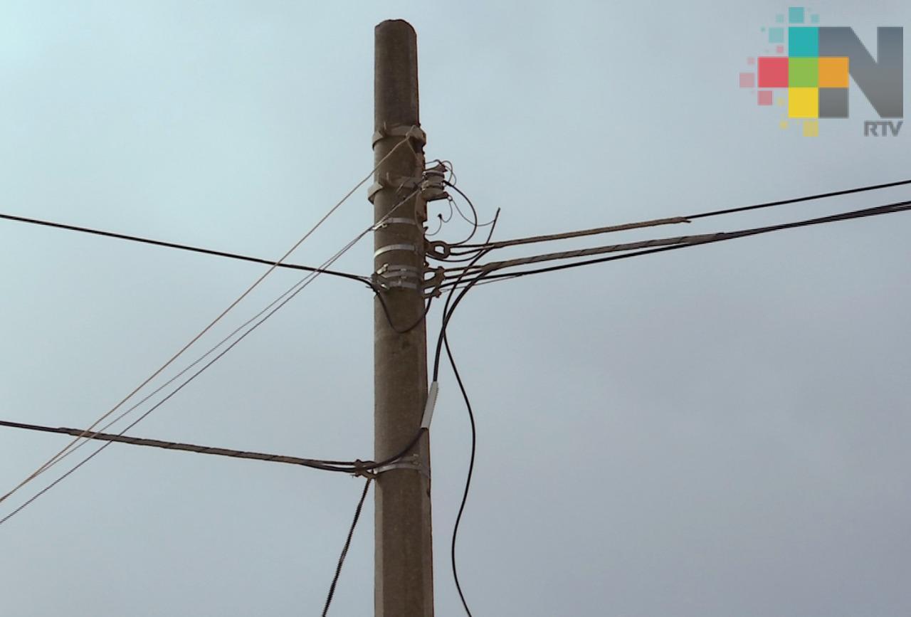 Sigue el robo de cable en Villa Allende; habitantes piden patrullaje