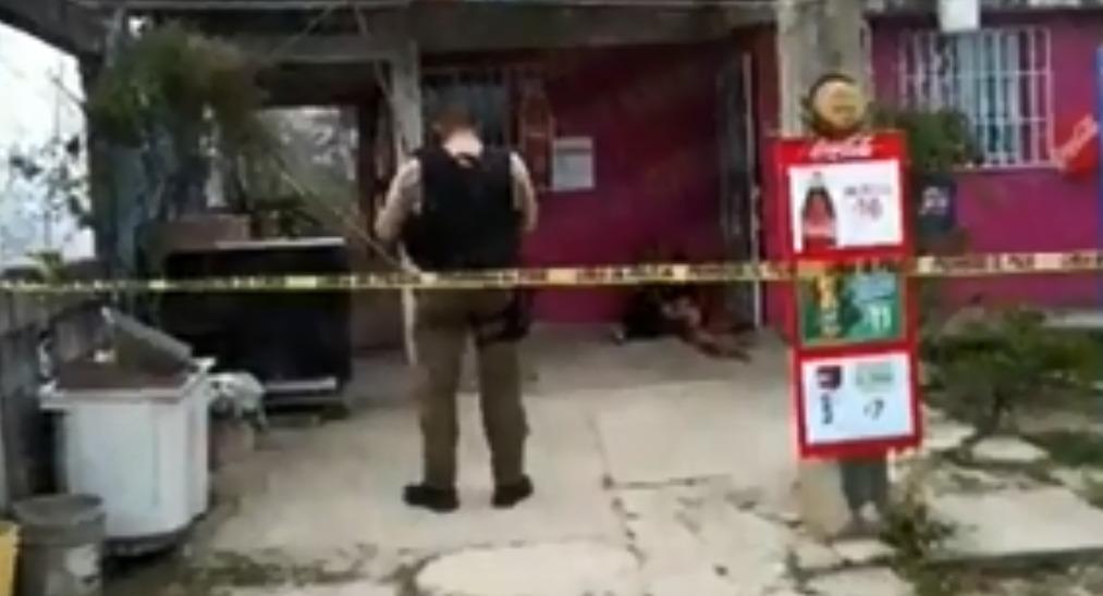 Detiene Fuerza Civil a presunto homicida, en Poza Rica