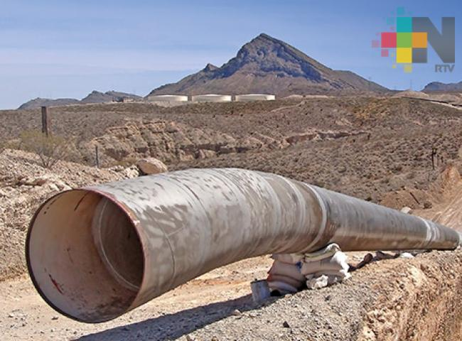 Interrupciones han retrasado construcción de gasoducto Carso Energy