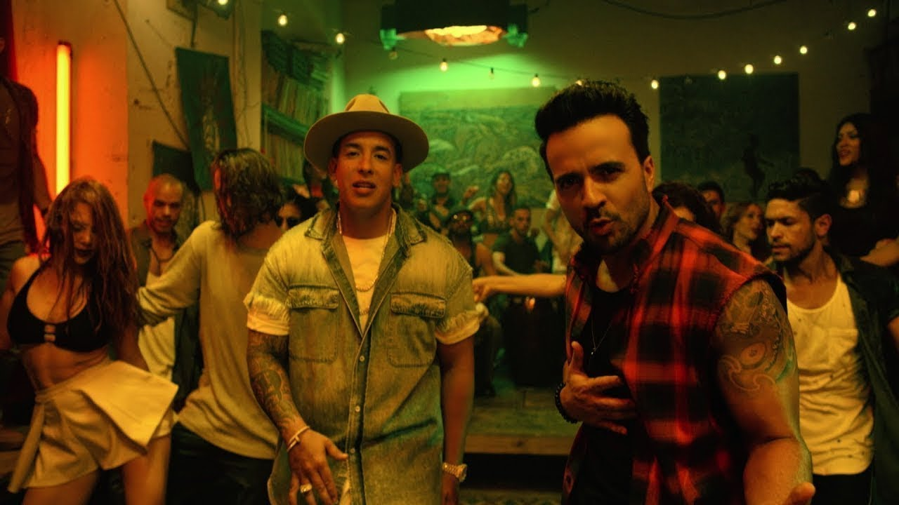 """Despacito"" de Luis Fonsi llega a seis mil millones de vistas en YouTube"