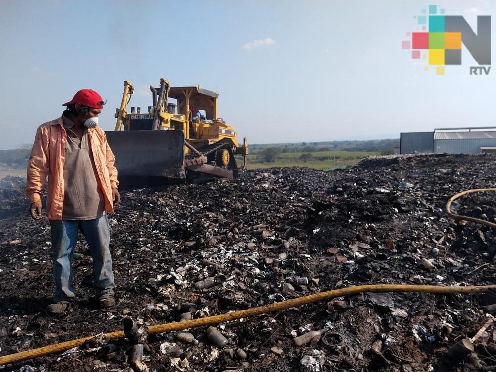 Ante el cierre del tiradero en Cuitláhuac, ayuntamientos de la zona centro crearían nuevo basurero
