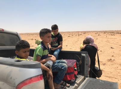 Urge ONU a ayudar a niños en Siria tras nueve años de conflicto