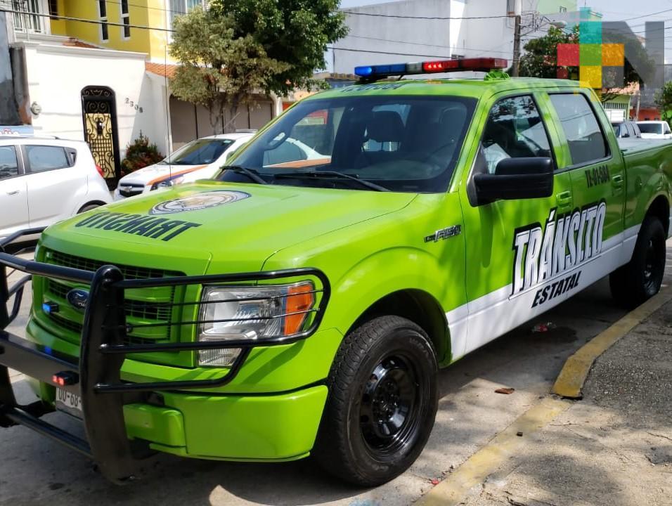 Reforzará operativos de tránsito en Coatzacoalcos