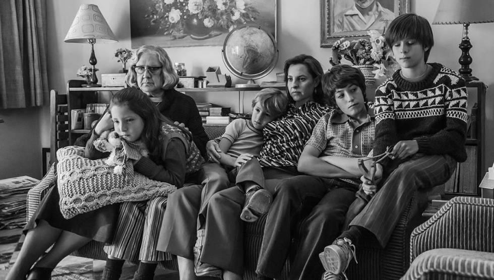 """Roma"" gana como Mejor Película en premios BAFTA"