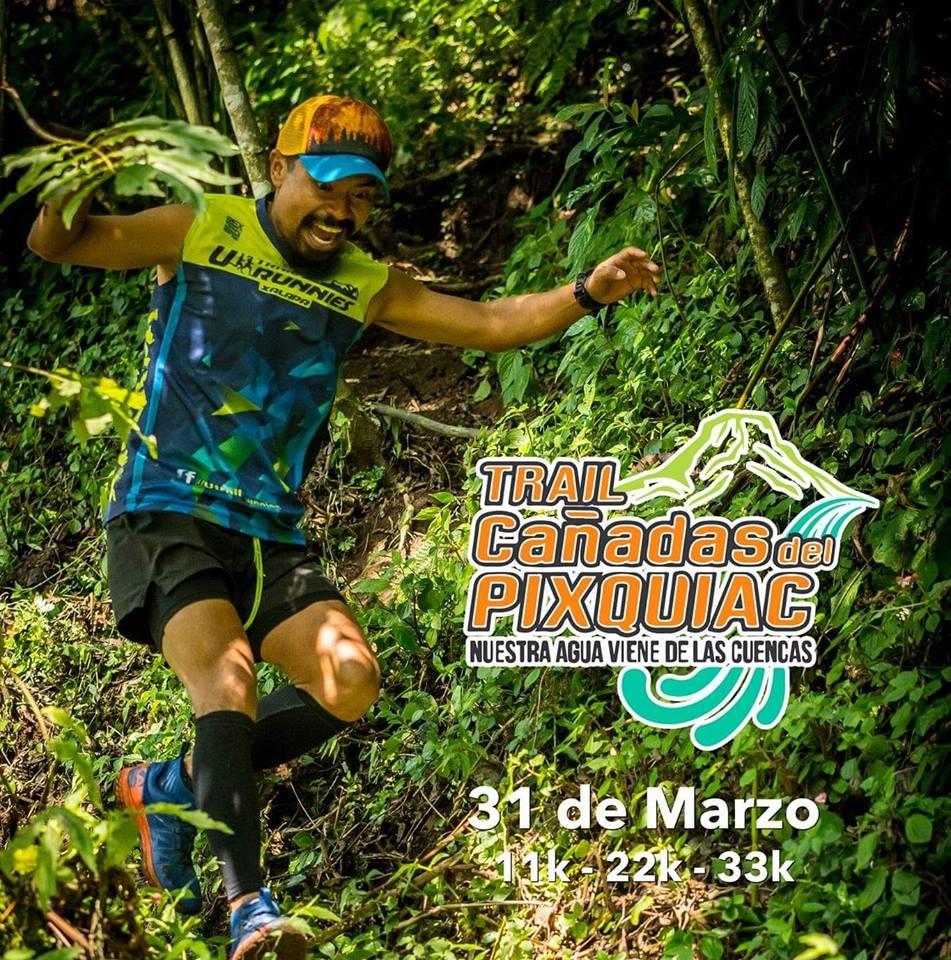 Todo listo para el Trail Cañadas del Pixquiac 2019