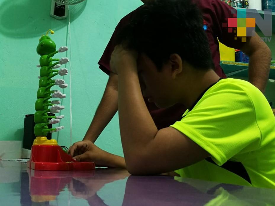 Confinamiento es más estresante para niños con autismo