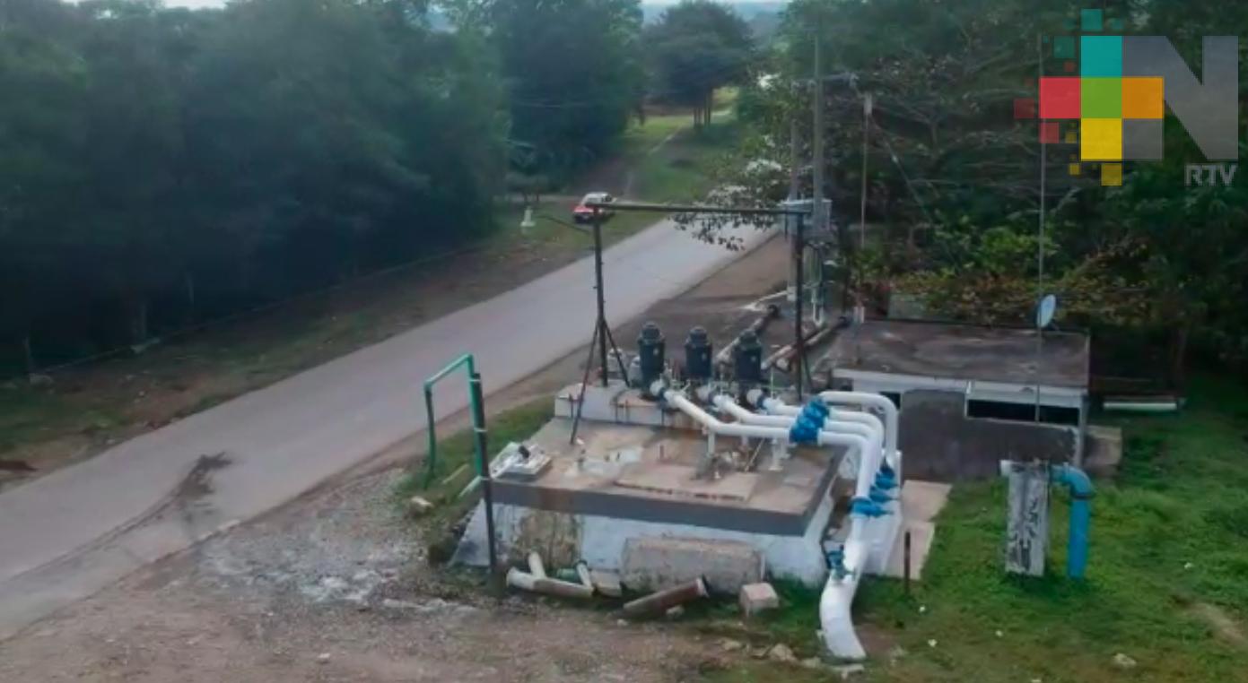 Continúa el Pago Anual Anticipado, por servicio de agua, en Tantoyuca