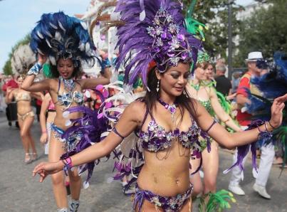 Por primera vez en el carnaval de Brasil rige ley de acoso sexual
