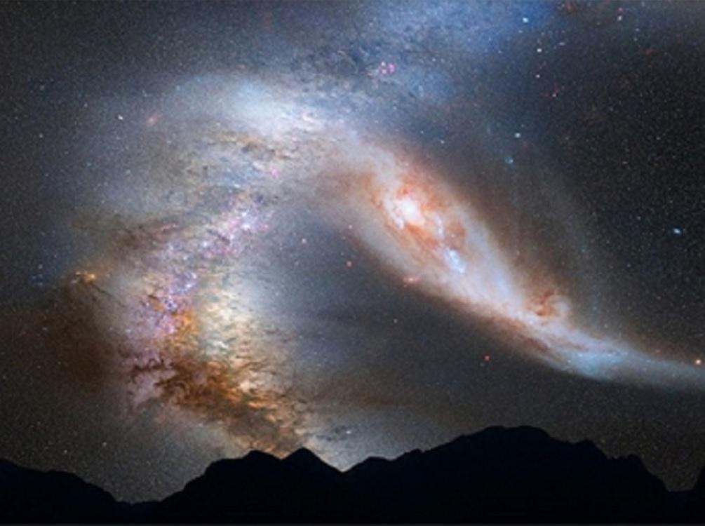 Crean mayor mapa de rayos X del centro de la Vía Láctea