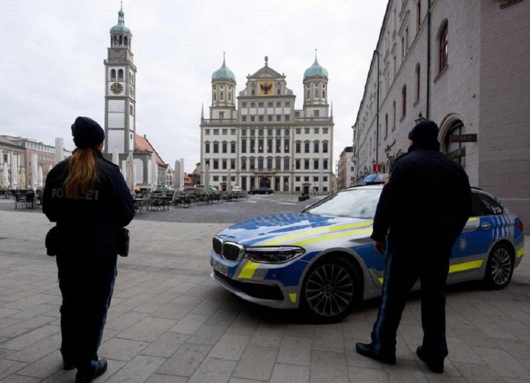 Desalojan edificios en seis ciudades de Alemania por amenazas de bomba