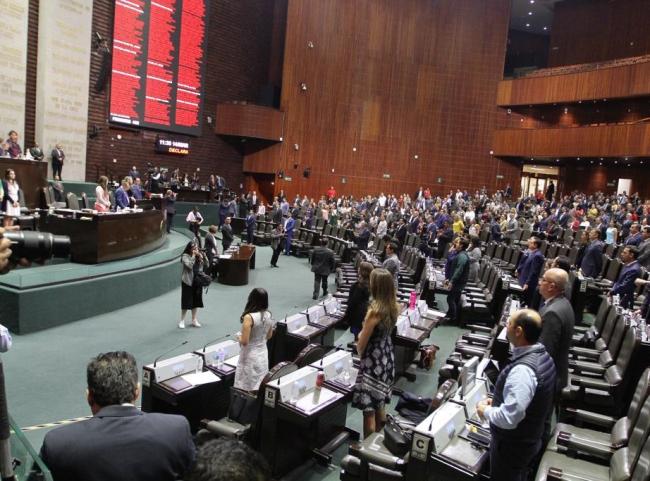 Diputados declaran constitucionalidad de la Guardia Nacional