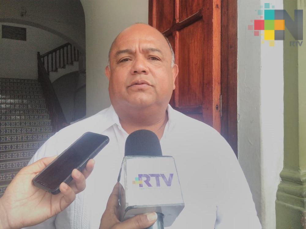 Gobierno de Veracruz tiene como finalidad trabajar de la mano con todos los alcaldes: Eric Cisneros