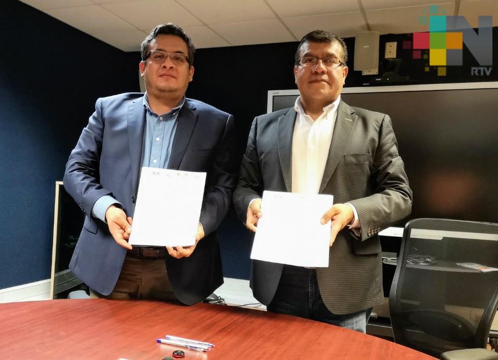 Firman convenio Veracruz y Tlaxcala, para fortalecer la producción apícola