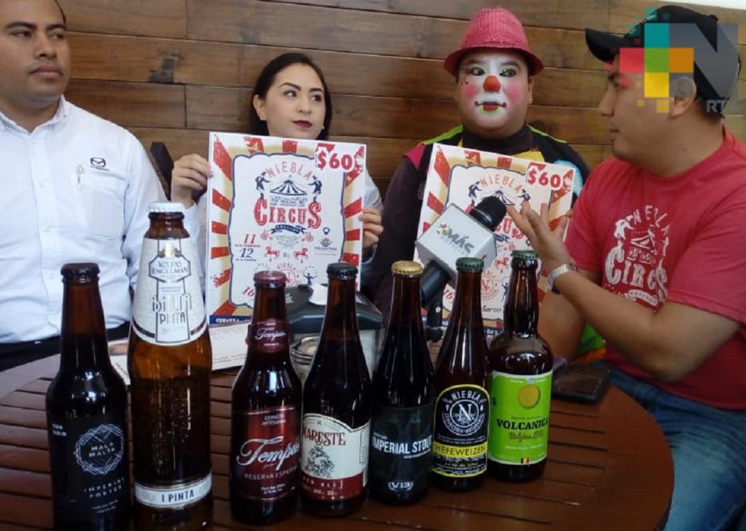 Valle de la Pitaya será sede del Niebla Fest Circus