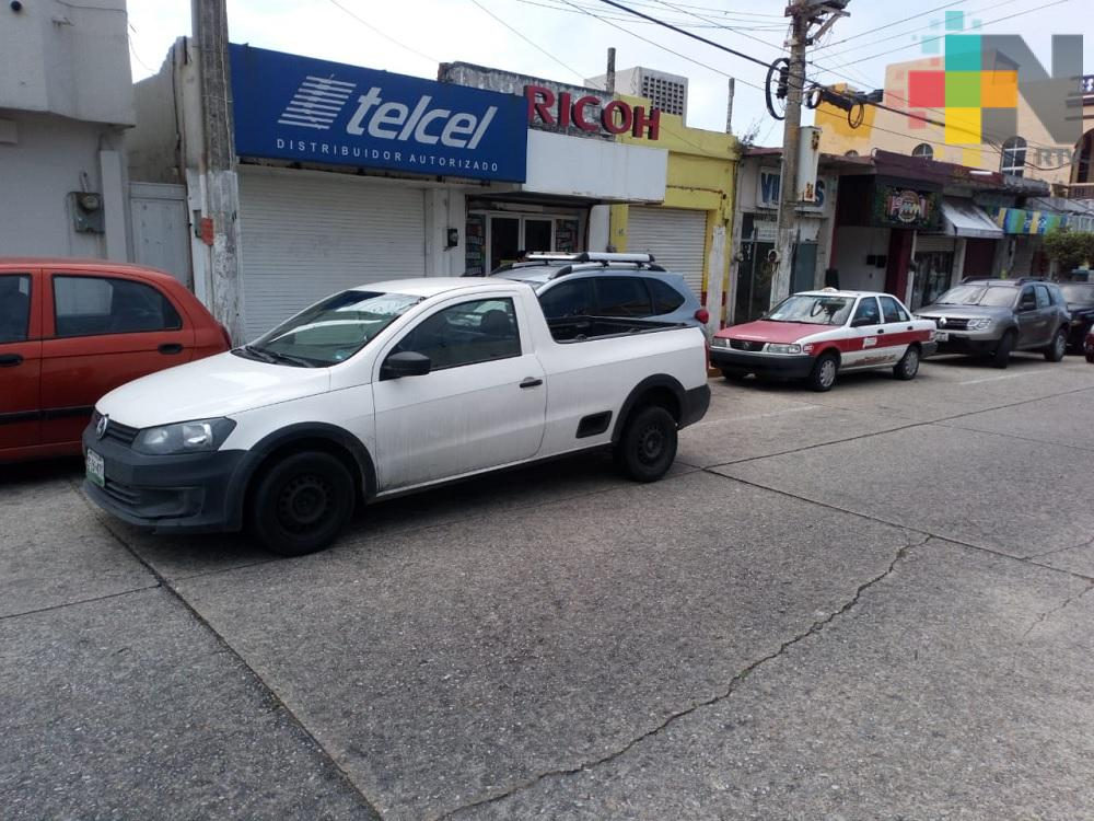 En Coatzacoalcos proponen crear estacionamientos subterráneos o elevados