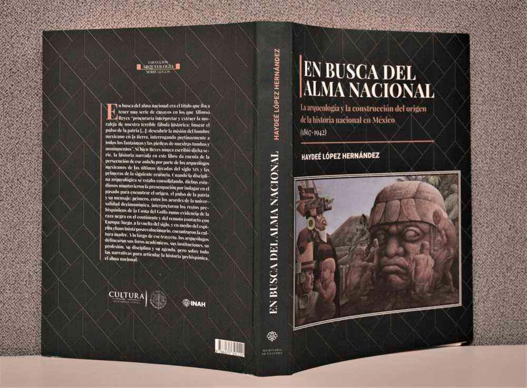 Libro analiza la construcción de la identidad mexicana en los siglos XIX y XX