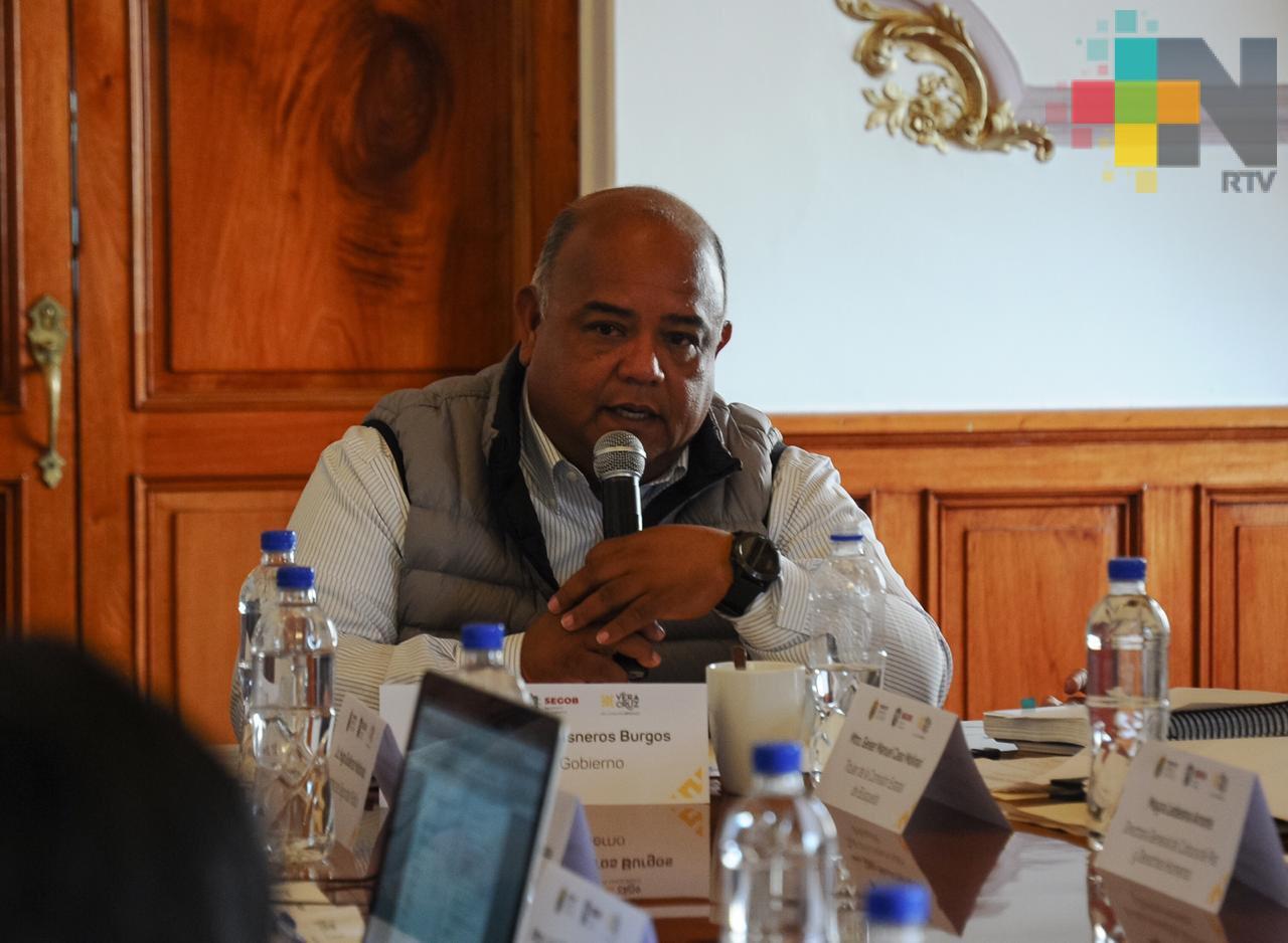 Promover la justicia, igualdad y una vida con bienestar, esfuerzos del gobernador Cuitláhuac García: Eric Cisneros