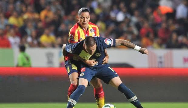 Con un hombre menos y dos goles en contra, América empata ante Morelia
